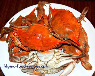 Alimango Cooking How To Cook Crabs