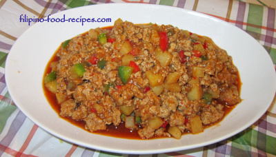 Filipino Pork Recipes