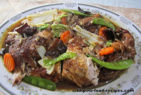 Filipino recipes chicken filipino recipes forumfinder Image collections