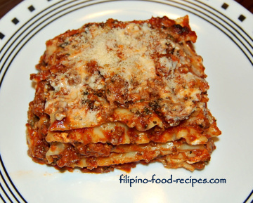 Lasagna recipe 1 forumfinder Image collections