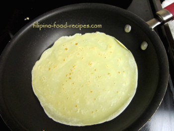Lumpia Wrapper Crepe For Fresh Lumpia