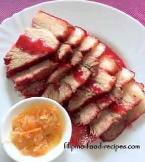 Chinese Pork Asado