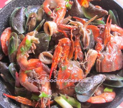 Seafoods Galore