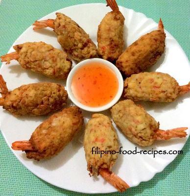 Shrimp and Crab Fries